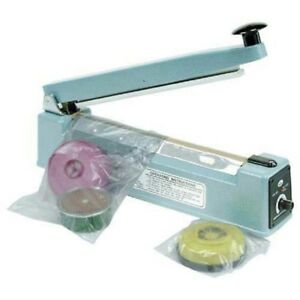 New Electric Bag Sealer Hand Operated 8