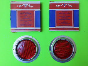 1930 s 1940 s 1950 s Lynxeye Reflectors Ford Chevrolet Plymouth Dodge Gmc Truck