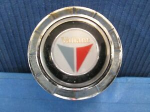 1960 Plymouth Valiant Horn Center Cap Button Oem 2072994