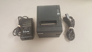 Lot Of 10 Epson Tm t88iii M129c Thermal Pos Receipt Printer With Ps Parallel I f