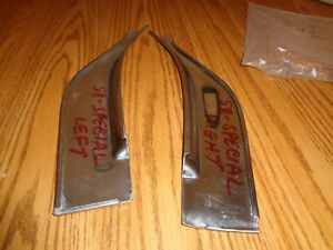 1958 Buick 40 Special Molding Pair