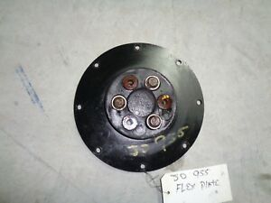 John Deere 755 855 955 Flex Plate Isolator