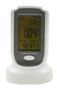 Lcd Display Pm2 5 Sensor Air Quality Monitor Air Quality Particle Detector