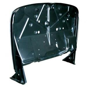 Steel Firewall Reproduction With Original Mounting Holes For 1932 Ford