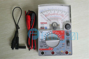 New Sanwa Cx506a Linear Multitester Multimeters Japan Cx 506a