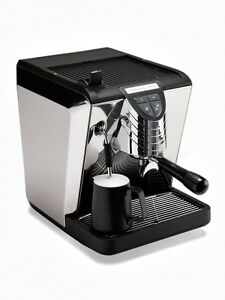 Nuova Simonelli Oscar Ii Home office Espresso Machine direct Connect