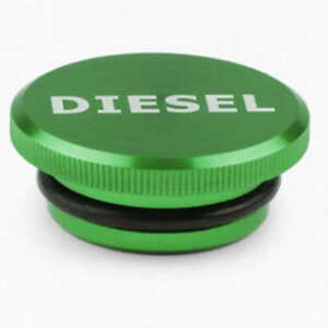 Diesel Billet Aluminum Fuel Cap Magnetic For 2013 2017 Dodge Ram Cummins M603