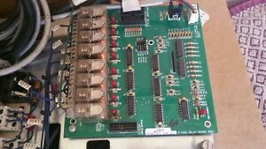Haas M code Relay Board Assy 34 3086b Rev F _ Ab 0831 Power Comm Wire Include