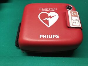 New Philips Heartstart Aed Frx Carry Case Only lowest Price free Shipping