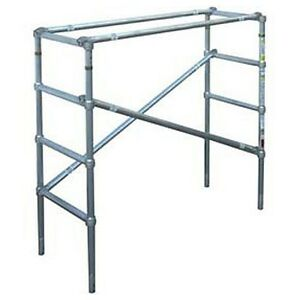 New Scaffolding Narrow Span 6 3 4 h Upper Section 10 l