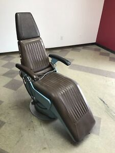 Ss White Dental Patient Exam tattoo Chair