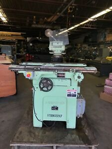 Makino Model C 40 Universal Tool And Cutter Grinder