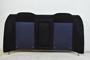 03 05 Mitsubishi Evolution 8 Rear Seat Cushion Top Oem Evo8 2003 2005