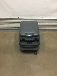 2013 2017 Dodge Ram 1500 2500 3500 Center Jump Seat Console With Brackets
