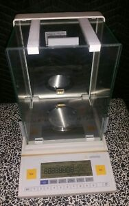Sartorius La230s Analytical Balance D 0 1mg Max 230g Working Great
