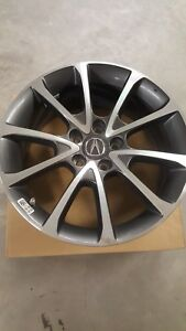 Acura Tlx 2015 2016 2017 2018 Take Off Wheel 42700 tz3 a31 Oem Factory