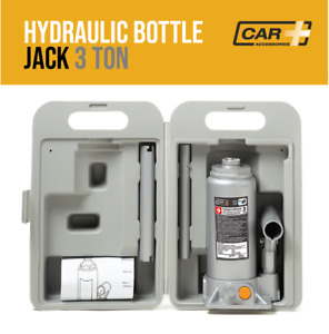 Hydraulic Bottle Jack 3 Ton Capacity Car Truck Lift Lifts Up To 12 5 Inches Tool