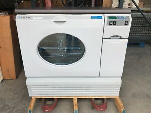 Steris Reliance 333 Disinfector Washer Lab Sterilize Surgical Instruments Used