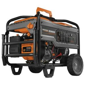 New Industrial Portable Generator 8000w electric recoil Start epa csa carb