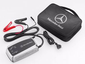 Genuine Mercedes Benz Battery Trickle Charger With Maintenance Function 12v 25a