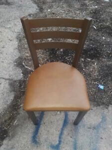 Used Restaurant Chairs American Made 20 Available