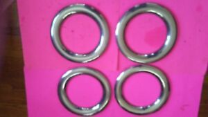 New 1954 1955 1956 Ford Thunderbird Trim Rings