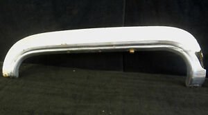 1956 Cadillac Fender Skirt Trim Moulding 56 Accessory Skirts Needs Work