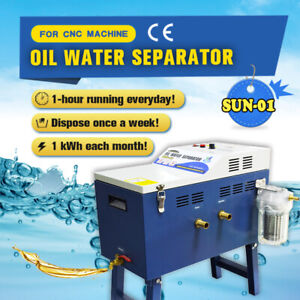 New Cnc Machine Oil Water Separator Oli Water Filter Oil Cutting Fluid Separate