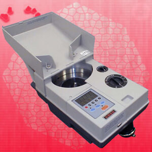 Professional Electronic Coin Sorter Coin Counting Machine 110v 220v