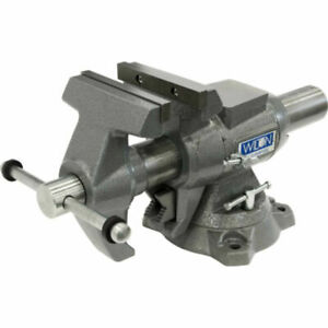 New Wilton Multi purpose Vise Jaw Width 5 Rotating Head