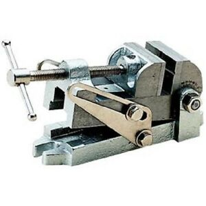 New Wilton Drill Press Angle Vise 2 1 2 Jaw Width 1 1 2 Depth package Of 2