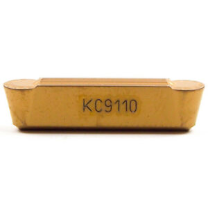 Kennametal 2385298 Carbide Grooving Insert R0505m0 Gmn Kc9110 10 Pack