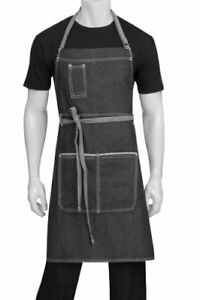 Chef Works Bronx Bib Apron Ab041 Other Restaurant Uniforms Aprons Catering