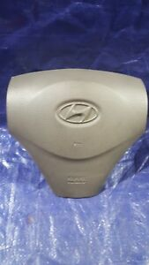 2008 2009 2010 2011 Hyundai Accent Steering Wheel Air Bag Airbag Left Tan
