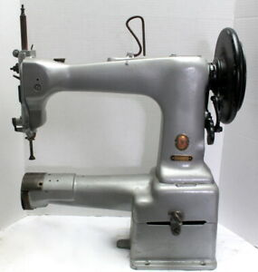 Singer 12w223 Jump Baster Jumping Foot Cylinder Bed Industrial Sewing Machine
