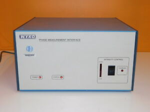 Wyko Phase Measurement Interphase