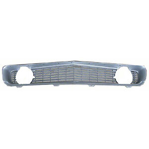 Replacement Grille For 1969 Camaro Front Gmk4020050691