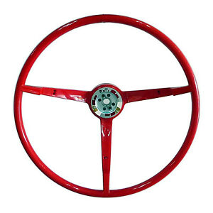 Replacement Steering Wheel For 1964 1966 Ford Mustang Gmk3020540655