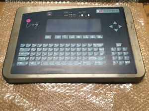 Imaje S a Jamie 1000 S8 Membrane Keypad With Display Screen And Stainless Inv 2