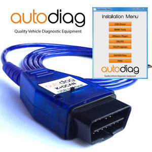 Bmw K dcan Diagnostic Coding Cable Tool Switched All E series Usb Kdcan
