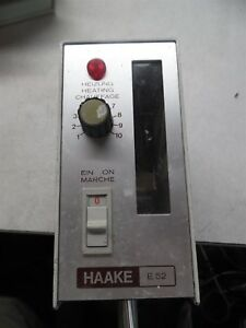 Haake E 52 Heater Water Circulator