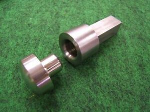 Pullmax Lower Cp Die Adapter 14mm Vibro Shear Trumpf Made In Usa