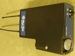Clearcom Wtr 670 Single channel Wireless Uhf Transceiver Band C6