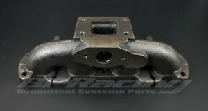 Cast Iron Turbo Manifold For 94 05 Mazda Miata Mx 5 1 8 Liter T25 Turbo