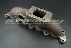 Cast Iron Turbo Exhaust Manifold For Vw Golf Jetta Bettle Passat 1 8t T25 Flange