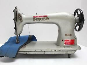 Singer 55 5 Chainstitch 1 needle 1 thread Industrial Sewing Machine Head Only