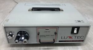 Luxtec Light Source Series 9000 Model 9300 Endoscopy 145359