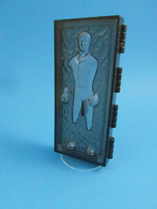 Potf Last 17 Han Carbonite Display Stand stand Only Star Wars Kenner Clear