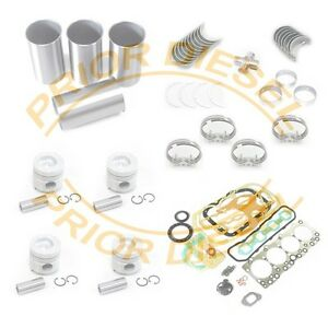 Isuzu 4bd1 4bd1t 3 9l Overhaul Rebuild Kit For Hitachi Excavator Isuzu Npr Nqr