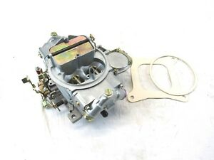 Cast 4 Barrel 600 Cfm Vac Secondary 4160 Square Bore Carburetor Bpe 4506
